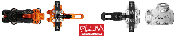 Fixations Ski Rando PLUM Guide 12